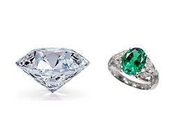 ダイヤモンド・色石